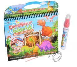 Vodní omalovánky - dinosauři