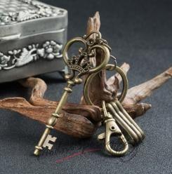Klíčenka klíček
