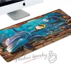 Podložka delfín
