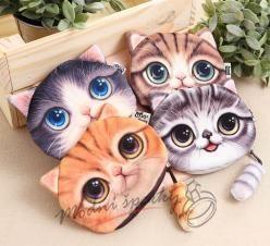 Kočičí peněženky