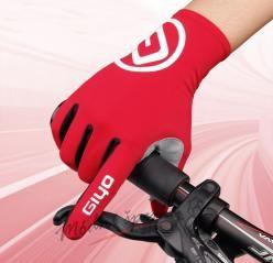 Cyklistické rukavice dlouhé