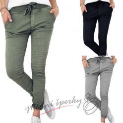 Stretch kalhoty