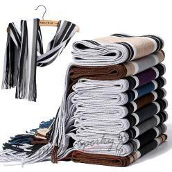 Pánská pletená šála