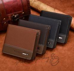 Pánská peněženka z PU kůže
