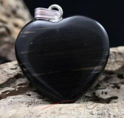 Srdce obsidián