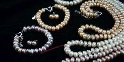Set sladkovodních perel - buton