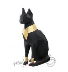 3D skládačka kočka egyptská