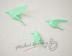3D skládačka ptáčci