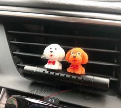 Vůně do auta - pejsci