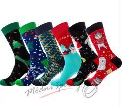 Vánnoční ponožky