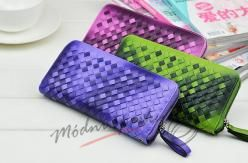 Barevné pletené peněženky Beibei